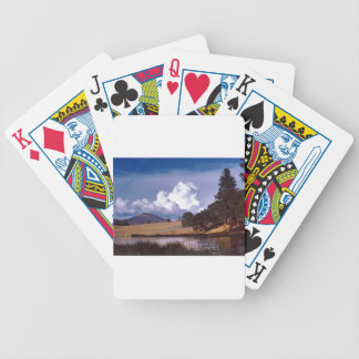 Hat Creek Bicycle Playing Cards