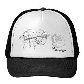 hat,Davin Patel design - rakim, Esperanza Trucker Hat