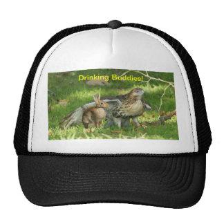 Hat/ Drinking Buddies! Trucker Hat