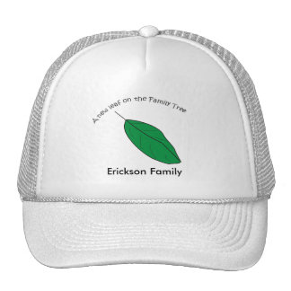 Hat - Family Tree Leaf