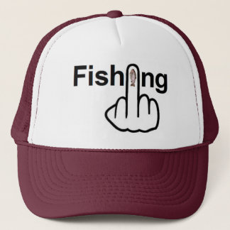 Hat Fishing Flip