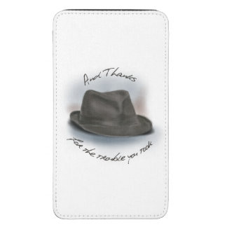 Hat for Leonard 1 Galaxy S5 Pouch
