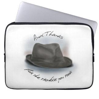 Hat for Leonard 1 Laptop Sleeve