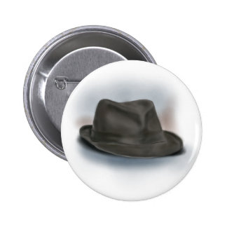 Hat for Leonard 2 Pinback Button