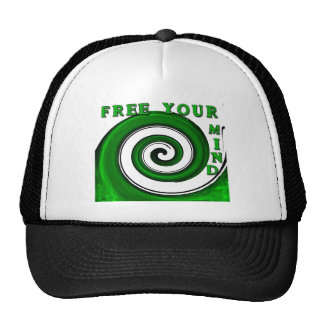 HAT--FREE YOUR MIND