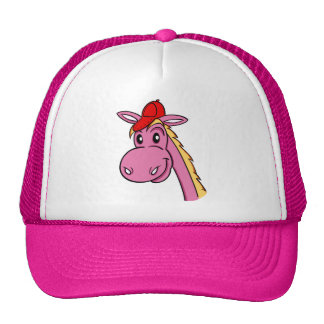 "hat ""funny horse"""