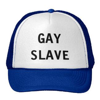 Hat Gay Slave