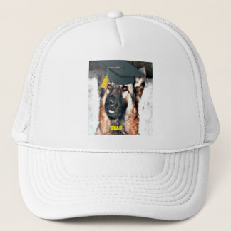 Hat German Shepherd Grad