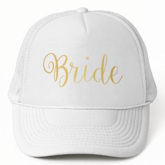 Hat - Golden Bride