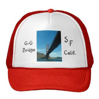 Hat - Golden Gate, San Francisco