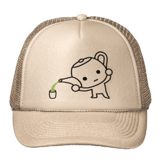 Hat - GreenTea