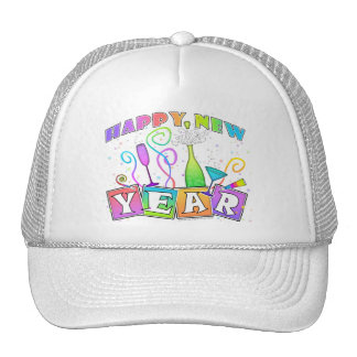 Hat - HAPPY NEW YEAR