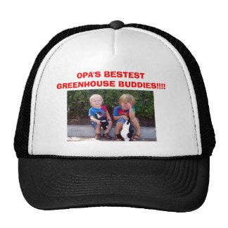 hat image, OPA'S BESTEST GREENHOUSE BUDDIES!!!!