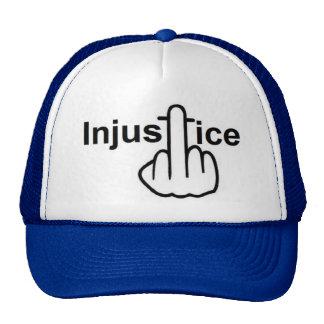 Hat Injustice Is Bad