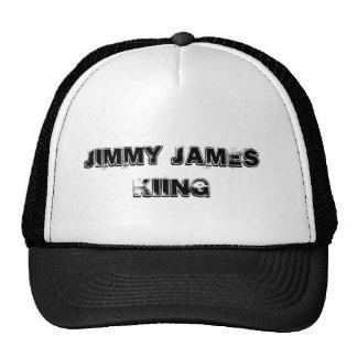HAT,JIMMY JAMES KiiNG Trucker Hat