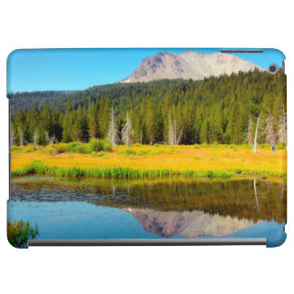 Hat Lake In Lassen Volcanic National Park iPad Air Covers