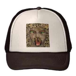 Hat,leopard Woman Trucker Hat