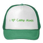 Hat - Love CR - green