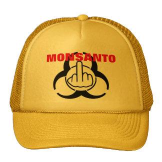 Hat Monsanto Bio Hazard Flip