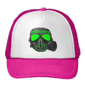 Hat Monsanto Bio Hazard Flip