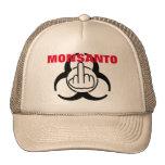 Hat Monsanto Bio Hazard Flip Trucker Hat