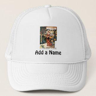 Hat: Month of  September - Septembre Trucker Hat