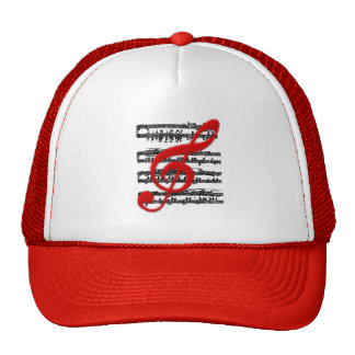 HAT-Musical notation
