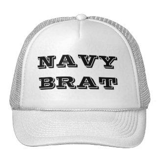 Hat Navy Brat