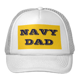 Hat Navy Dad