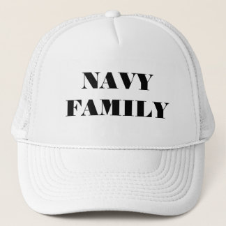 Hat Navy Family