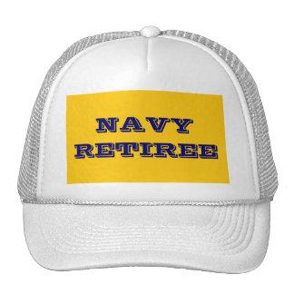 Hat Navy Retiree