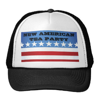 HAT-NEW AMERICAN TEA PARTY
