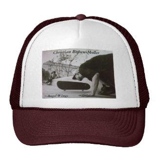 Hat,No Limits,Christian Bojsen-Moller,Angel Wings Trucker Hat