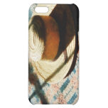 Hat on Bed iPhone 5C Cover