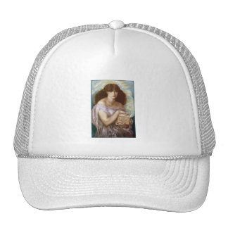 Hat:  Pandora  - by Rosetti
