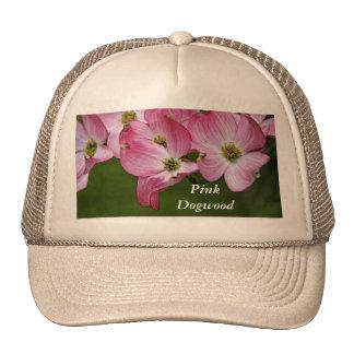 Hat:  Pink Dogwood Trucker Hat
