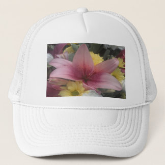 Hat Pink Lily Beauty