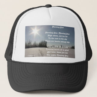 Hat Poem Morning Star By Ladee Basset