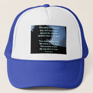 Hat Poem Ode To Dogs by Ladee Basset