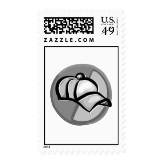 Hat Postage Stamps