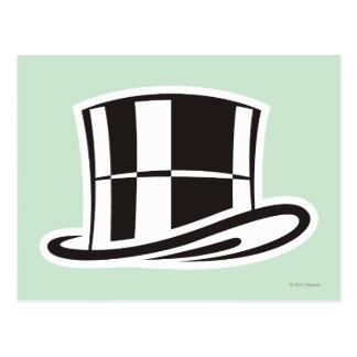 Hat Postcard