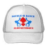 HAT~ promueven su rancho de la acción de ganado de Gorras De Camionero