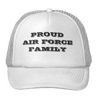 Hat Proud Air Force Family
