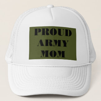 Hat Proud Army Mom
