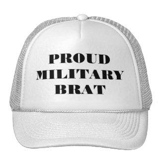 Hat Proud Military Brat