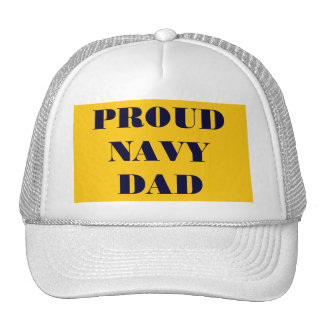 Hat Proud \Navy Dad