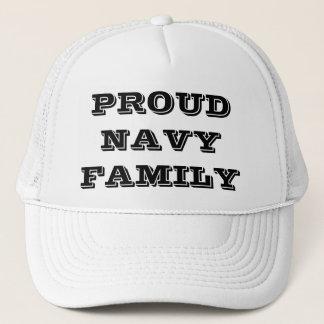 Hat Proud Navy Family