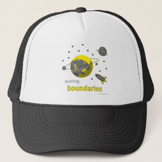 hat - pushing boundries
