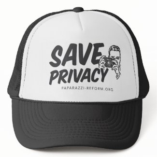 Hat - Save Privacy hat