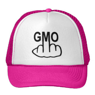 Hat Say No To GMO